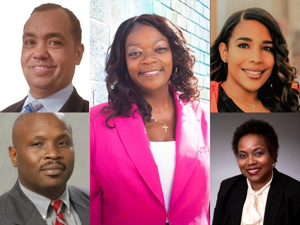 Incumbents, known names fare well in early results for Detroit Council