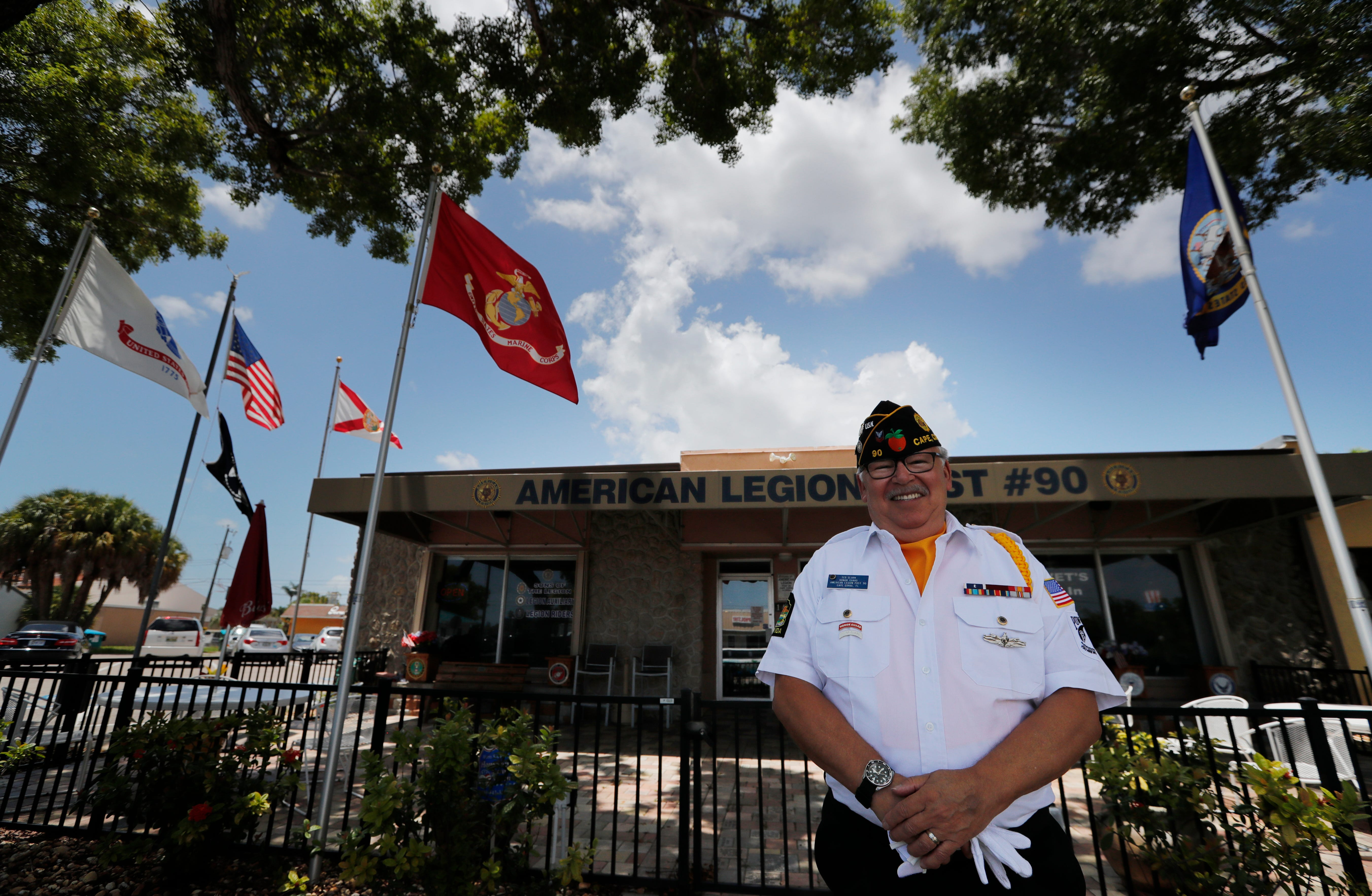 Cape Coral's American Legion Post 90 celebrates 20 years of helping the community 3