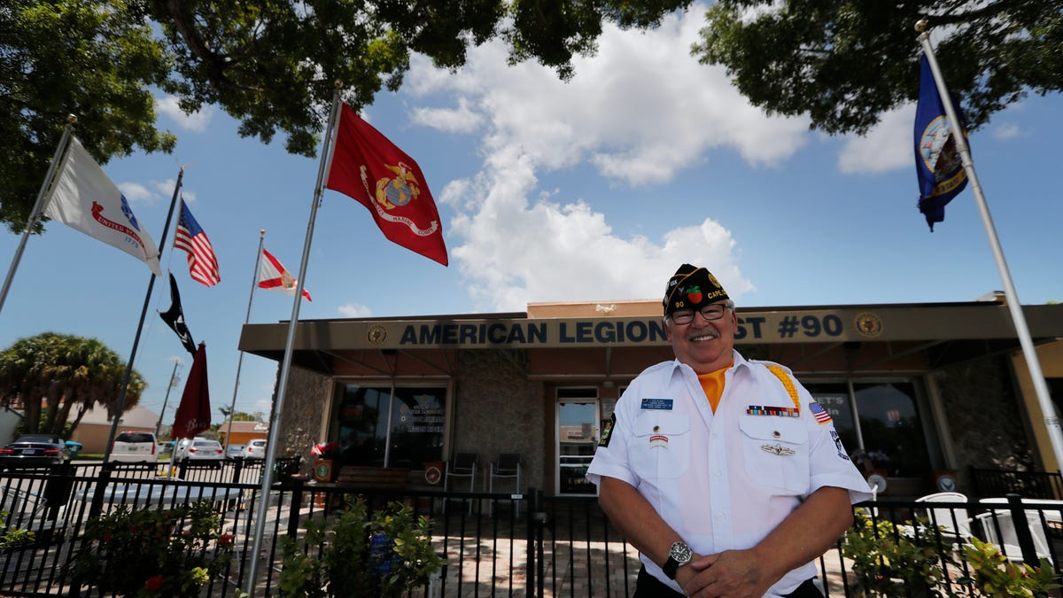 Cape Coral's American Legion Post 90 celebrates 20 years of helping the community 2