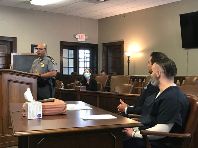 Michael Marchak of Mansfield gets 8 years in crash that ...