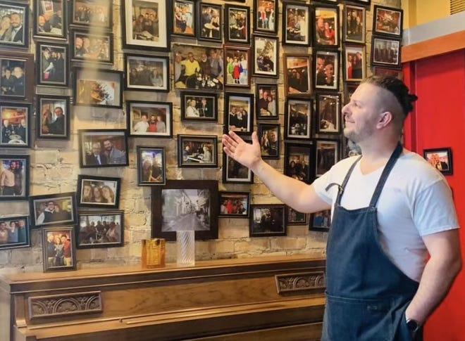 Llazar Konda, who owned two Waukesha restaurants, will now open one in Pewaukee.