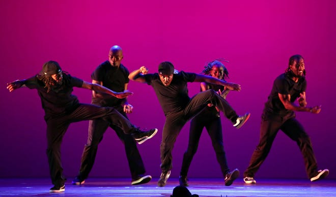 Rennie Harris' Dance Company Puremovement (Submitted)