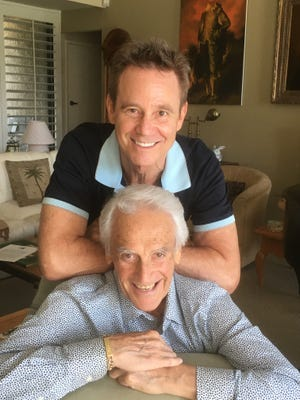Gregg Marx will perform with his uncle, Bill Marx, at Marx on Marx Cabaret on Sunday, July 25, 2021, benefiting ACT for MS.