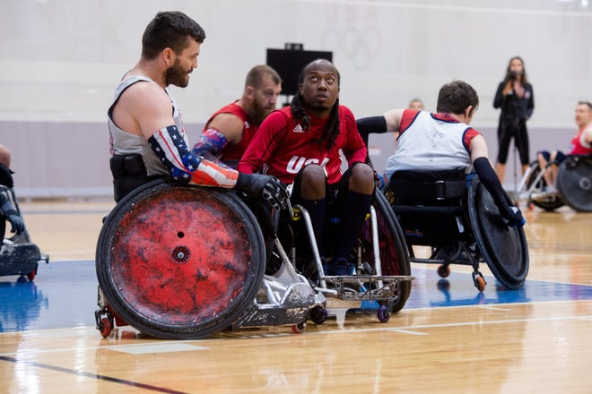 4 Arizona players representing U.S. on Paralympic wheelchair rugby team