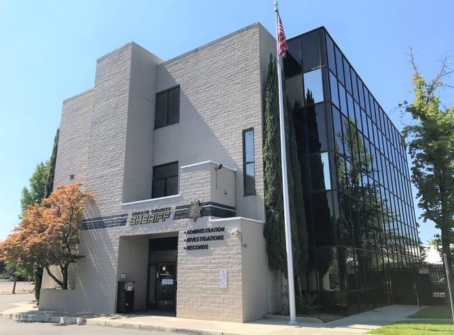 The Shasta County Sheriff's Office is located at 300 Park Marina Circle in Redding.