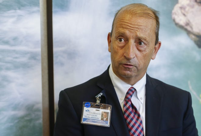 Steve Edwards, CEO, CoxHealth