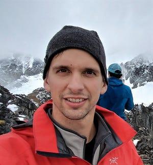 Tim Treuer An Ecologist Living In Alaska Near Ozone Peak In The Alaskan Talkeetna Mountains.