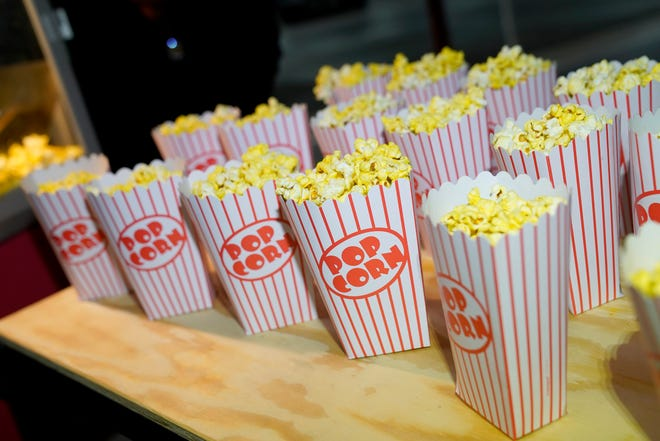 Popcorn is a treat just about anywhere: at drive-in theaters, as pictured here, events and home.