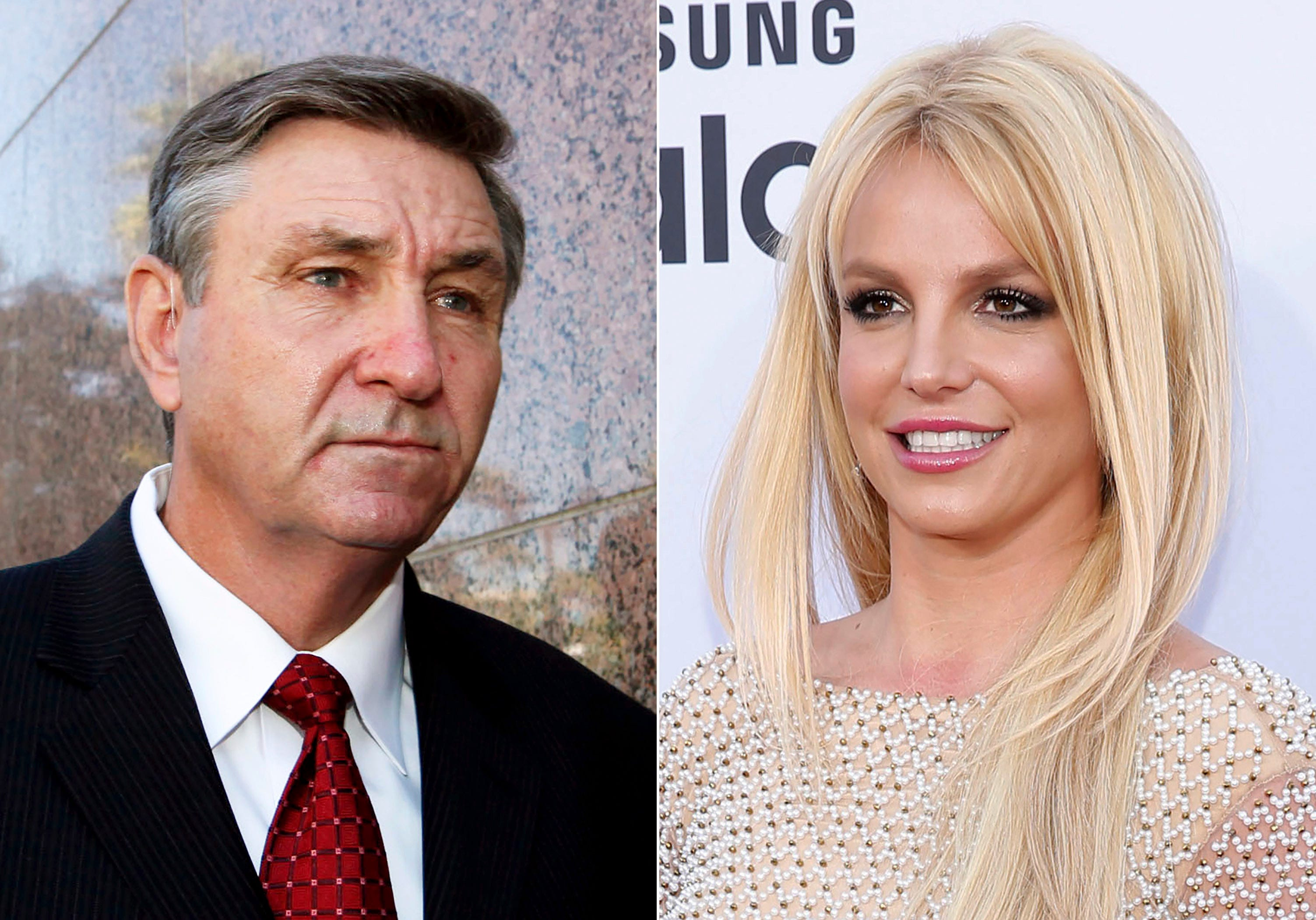 Britney Spears  father Jamie files petition to end pop star s 13-year conservatorship