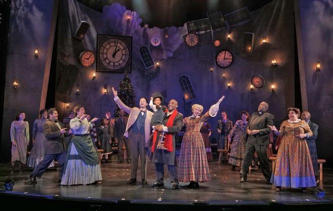 """Zach Theatre's """"A Christmas Carol"""" will return this winter."""