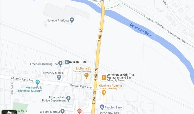CSX will repair the pavement on the railroad crossing near the North Main Street/ Munroe Falls Avenue intersection starting on Sept. 13. The road will be closed to all traffic.