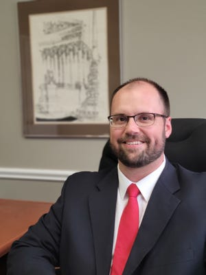 David R. Stimpert announced his candidacy in the Ashland County Common Pleas Judge election.