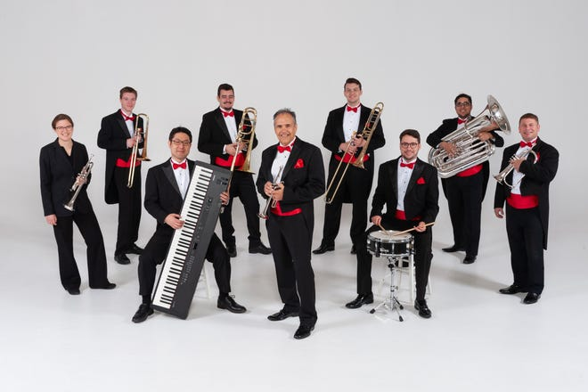 King's Brass will be the guest musicians at 10:45 a.m. Sunday at Trinity Lutheran Church, 508 Center St., Ashland.