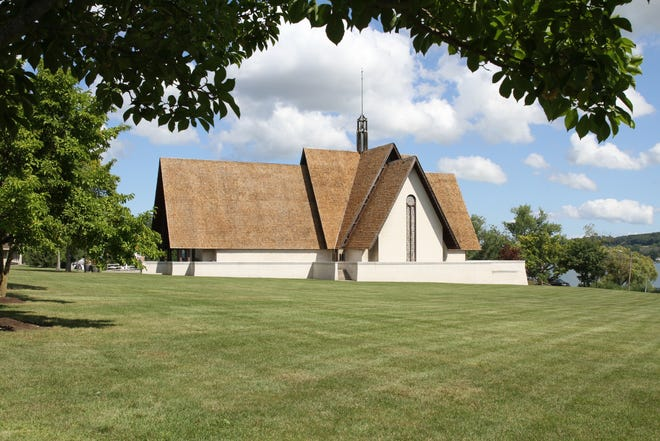 The iconic Norton Chapel at Keuka College is in need of over $80,000 of restoration work.