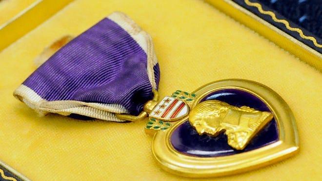 The Penn Yan American Legion is seeking local recipients of the Purple Heart.
