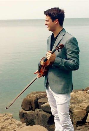 Keuka Lake Music festival founder Dylan Kennedy