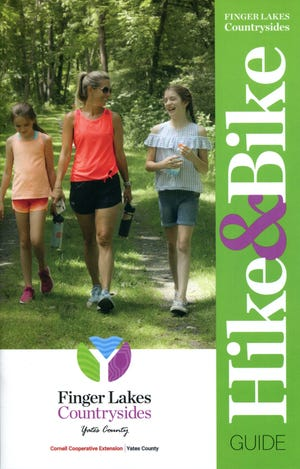Finger Lakes Countrysides Hike & Bike Guide