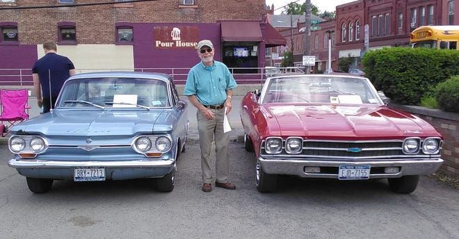Vehicles of all description are welcome at Dundee's Show N Go Car Show, starting at 5 p.m. July 28 at the four corners in the Dollar Tree parking lot.