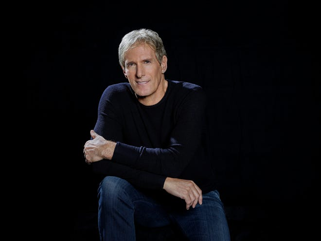 Michael Bolton will perform with the Columbus Symphony on Saturday.