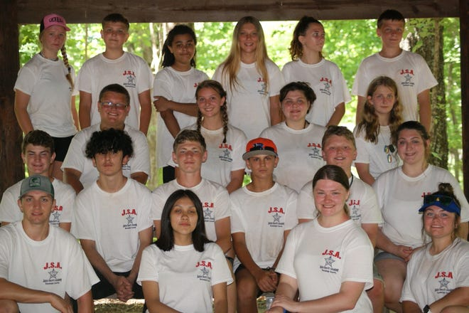 The Junior Sheriff's Academy teaches Randolph County youth skills for a career in public service.