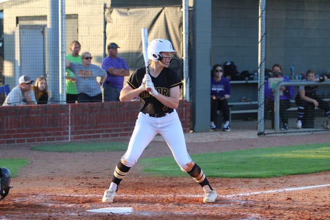 St. Amant senior shortstop Julia Kramer is the Ascension Parish MVP.