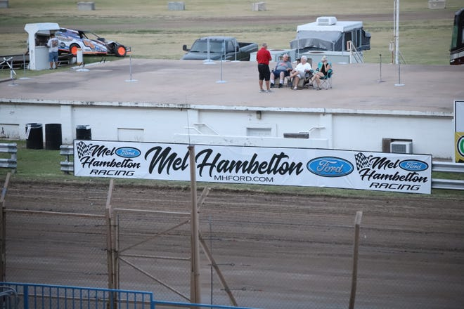 The O'Reilly Auto Parts 65th Hutchinson Grand National Auto Races run Thursday, July 15, through Saturday, July 17, at the Kansas State Fairgrounds.