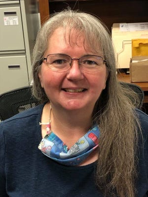 Carla Long, Jackson County Library acting director, looks forward to increasing programs, online services and collections at the Ripley and Ravenswood branches.