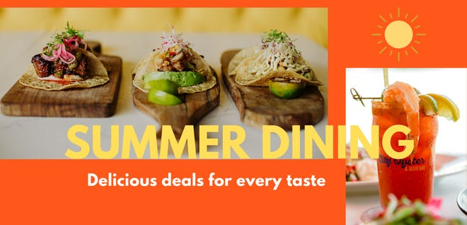 More than 60 restaurants have summer dining deals from Jupiter to Boca Raton.