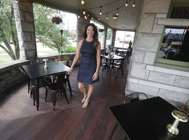 Sandy Doll has opened the new Social at the Stone House restaurant at 824 Lincoln Way E in Massillon. The upscale eatery has a handful of dining tables on the front porch of the historic home, as well as backyard patio tables available.