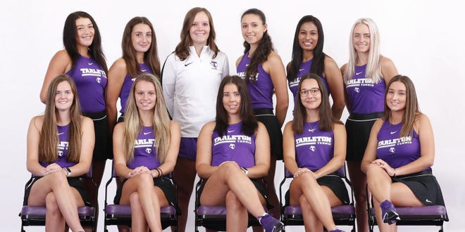 The entire Tarleton State women's tennis team was recognized as an ITA All-Academic Team for the third consecutive season, the seventh time since 2012 and the first time as an NCAA Division I program.