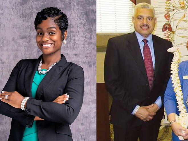 Gabrielle Nelson and Alfonso Ribot have announced their run for the Port Wentworth district 1 council seat.