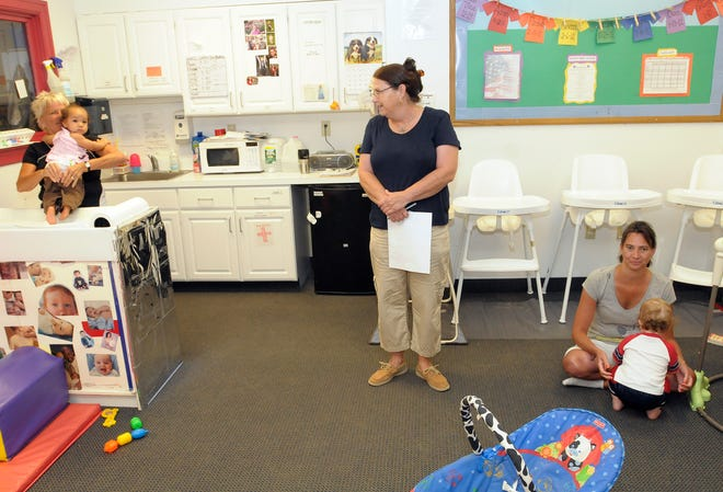 """A """"large number"""" of child care workers will be needed in the Bay State by 2030, according to a recent """"future of work"""" report commissioned by the state."""