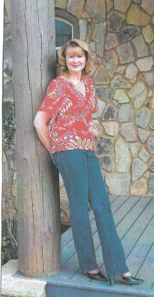 Debbie McPherson started First Friday events in Booneville.