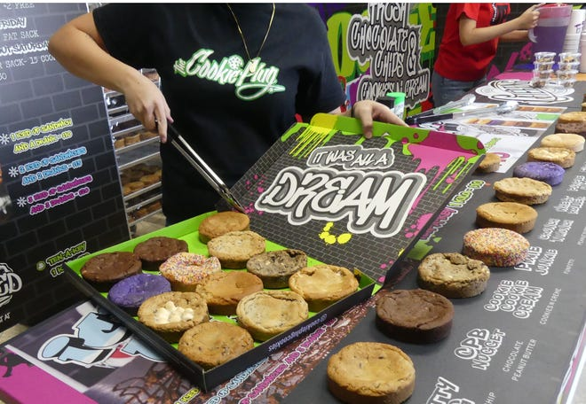 """After opening in Hesperia, The Cookie Plug will bring its signature """"phatties"""" to Victorville."""