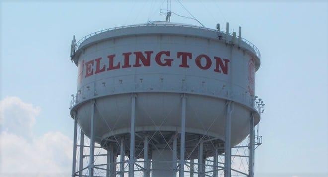 Wellington water tower