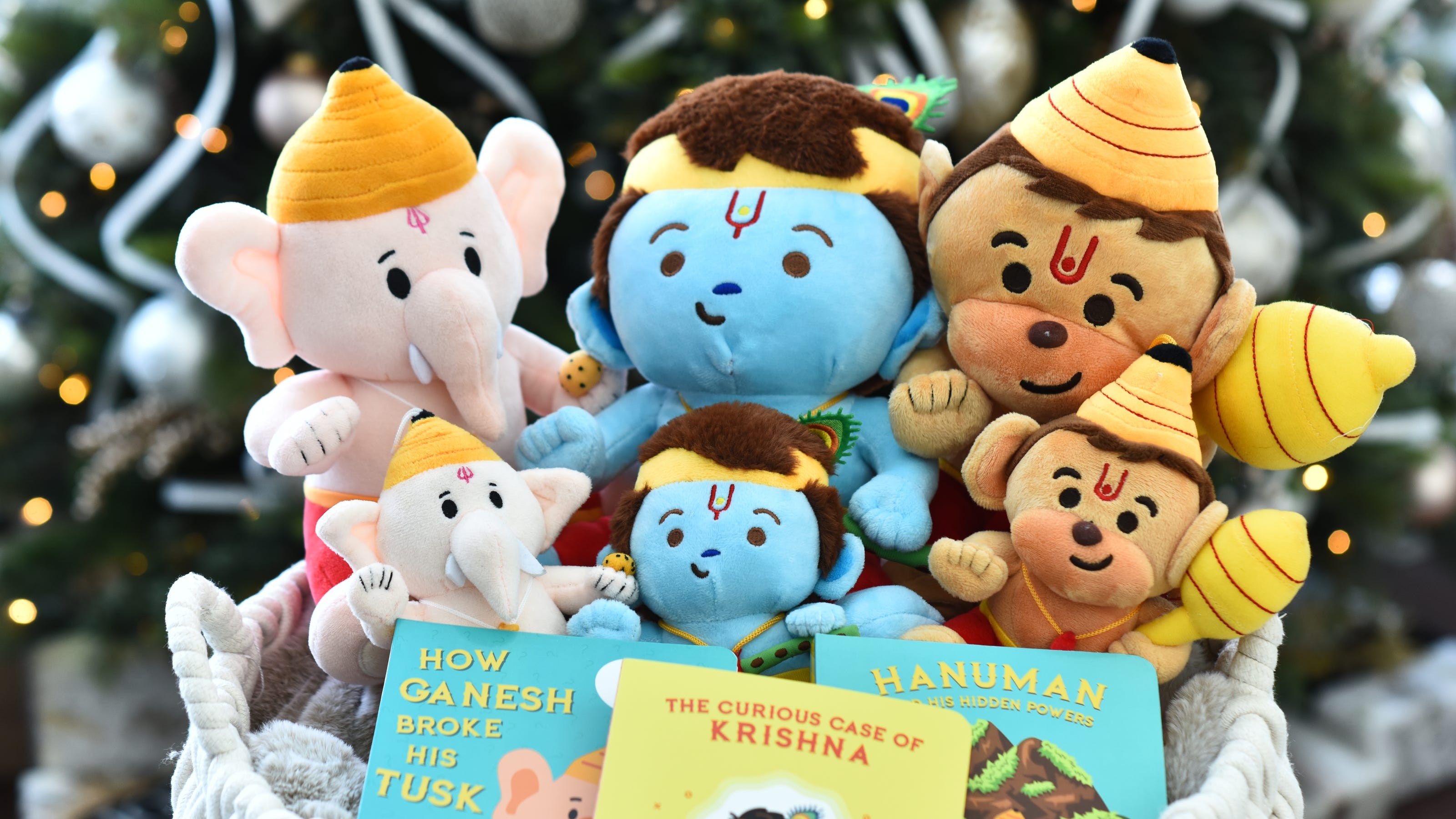 www.mycentraljersey.com: These toys promote Hindu faith and South Asian culture in a fun and meaningful way