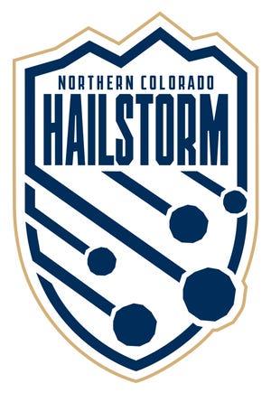 Northern Colorado Hailstorm FC crest