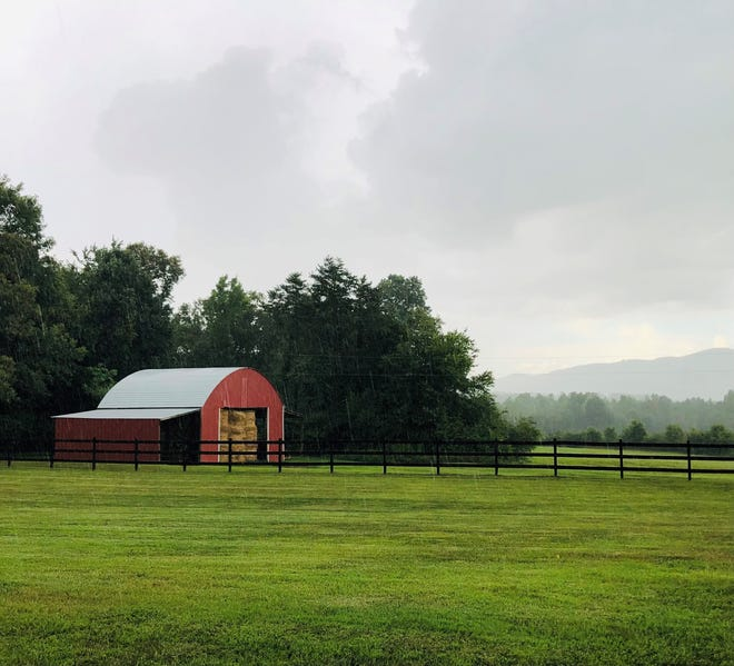 The area which encompasses Famoda Farm in Tigerville is now officially recognized in state law as the Blue Ridge-Greenbelt community.