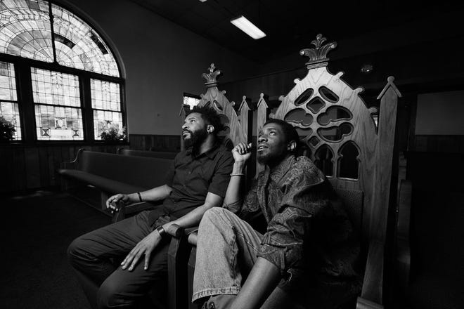 As part of the Three Trails Music Series, The Sensational Barnes Brothers will perform Saturday, July 24 at Canan Commons.