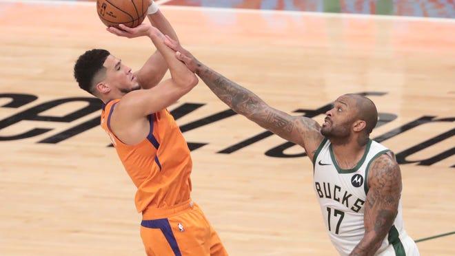 NBA Finals Game 4 live updates: Phoenix Suns vs. Milwaukee Bucks
