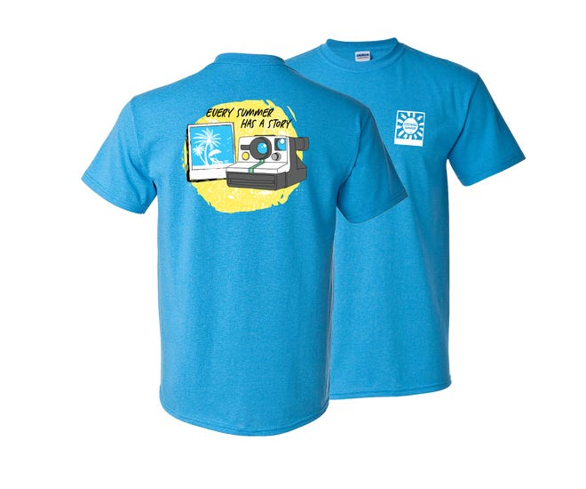 The Texas Blood Institute is offering special shirts for donors this summer along with free tickets to theme parks, museums and water parks.