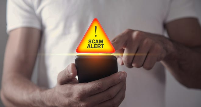 As a general rule, the IRS will not call, text or email you out of the blue to inform you that there's a problem with your bank account and that you'll need to take action to get the money you're entitled to – so don't respond to any message along those lines.