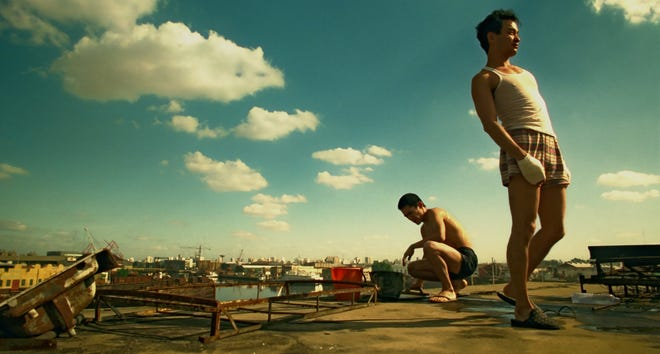 """""""Happy Together"""" will screen as part of AFS Cinema's """"World of Wong Kar-wai"""" series."""