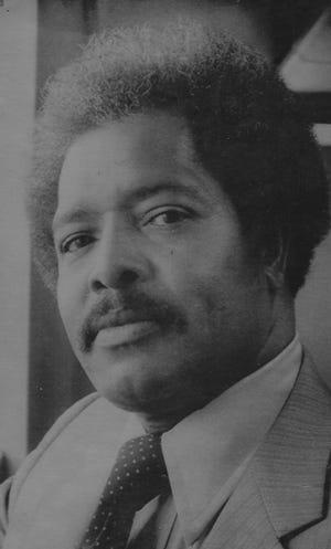 The Rev. Wilbert Thomas Sr. is shown in 1982 in Trenton, New Jersey.