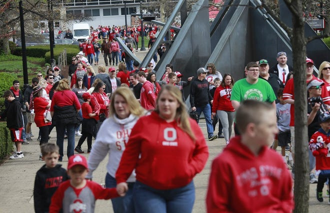 BEST Crowd Management is seeking hundreds of employees to provide security at Ohio State football games along with other Columbus sporting events.