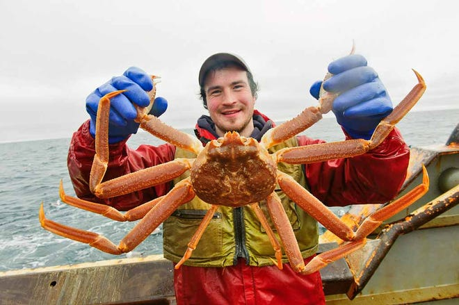 Tidal Vision uses discarded crab shells to produce an environmentally safe solution for the textile industry.