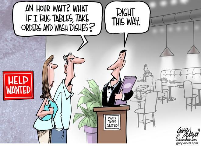 Today's editorial cartoon (July 17, 2021)