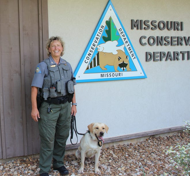 MDC's canine unit is not breaking new ground – 36 other states already have canine units as part of their fish and wildlife agencies.