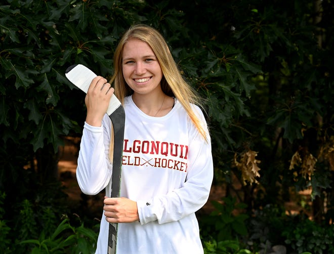 Daily News Female Athlete of the Year Kerryn O'Connell of Algonquin Regional played field hockey, ice hockey and lacrosse for the Tomahawks.