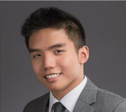 Daniel Pham, an Oklahoma City native, attends medical school at the University of Oklahoma Health Sciences Center.